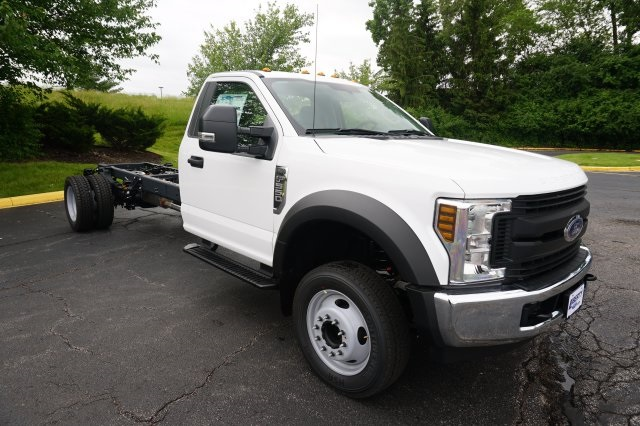 2018 F-550 Regular Cab DRW,  Cab Chassis #TW50289 - photo 7