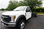 2018 F-550 Regular Cab DRW,  Cab Chassis #TW50289 - photo 1
