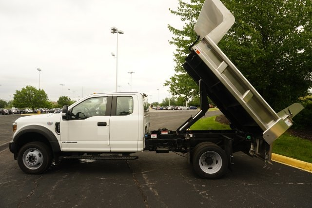2018 F-550 Super Cab DRW 4x4,  Dump Body #TW50303 - photo 12