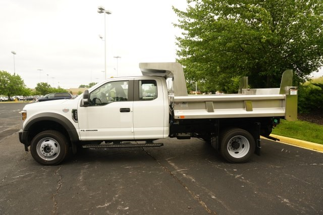 2018 F-550 Super Cab DRW 4x4,  Dump Body #TW50303 - photo 3