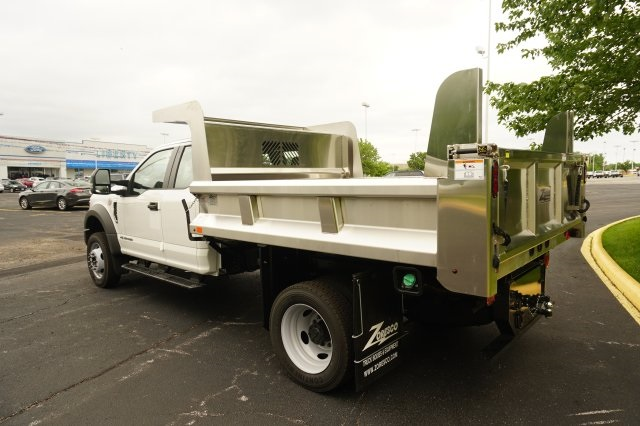 2018 F-550 Super Cab DRW 4x4,  Dump Body #TW50303 - photo 2
