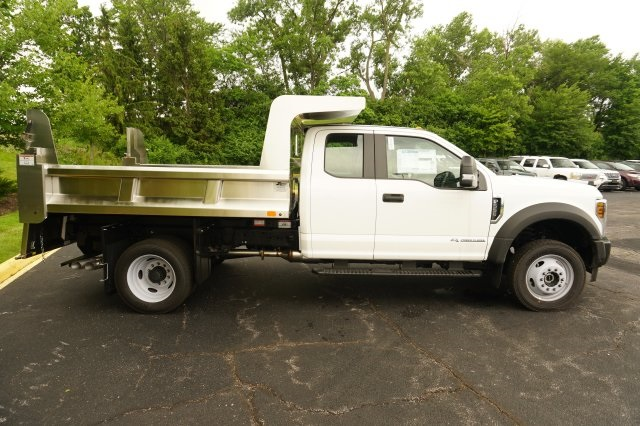 2018 F-550 Super Cab DRW 4x4,  Dump Body #TW50303 - photo 8