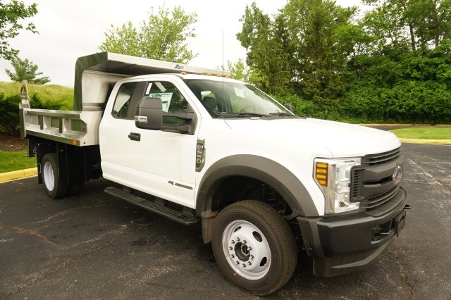2018 F-550 Super Cab DRW 4x4,  Dump Body #TW50303 - photo 9