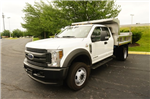 2018 F-550 Super Cab DRW 4x4,  Dump Body #TW50303 - photo 1