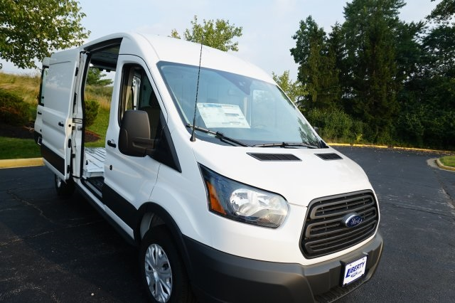 2018 Transit 250 Med Roof 4x2,  Empty Cargo Van #TW50324 - photo 12