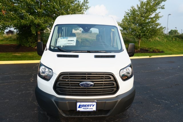 2018 Transit 250 Med Roof 4x2,  Empty Cargo Van #TW50324 - photo 13