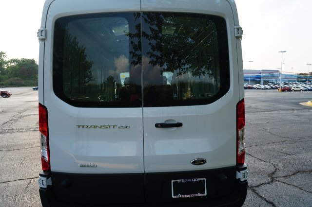 2018 Transit 250 Med Roof 4x2,  Empty Cargo Van #TW50324 - photo 5