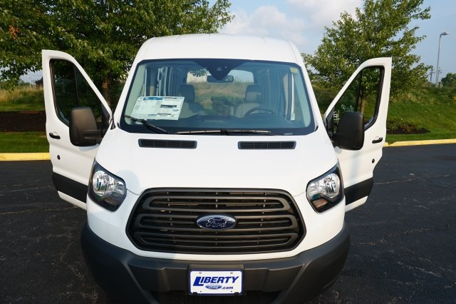 2018 Transit 250 Med Roof 4x2,  Empty Cargo Van #TW50333 - photo 23