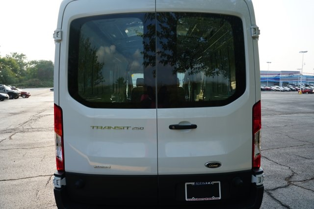 2018 Transit 250 Med Roof 4x2,  Empty Cargo Van #TW50333 - photo 5
