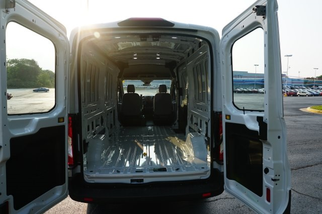 2018 Transit 250 Med Roof 4x2,  Empty Cargo Van #TW50333 - photo 2
