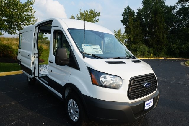 2018 Transit 250 Med Roof 4x2,  Empty Cargo Van #TW50333 - photo 9