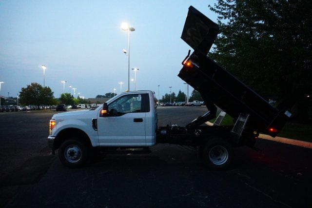 2019 F-350 Regular Cab DRW 4x4,  Cab Chassis #TX50021 - photo 3