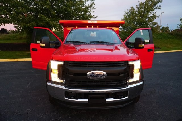 2019 F-550 Regular Cab DRW 4x4,  Rugby Dump Body #TX50029 - photo 20