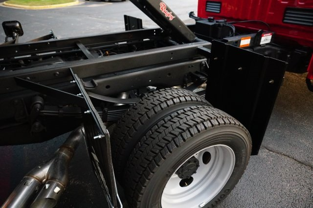 2019 F-550 Regular Cab DRW 4x4,  Rugby Dump Body #TX50029 - photo 7