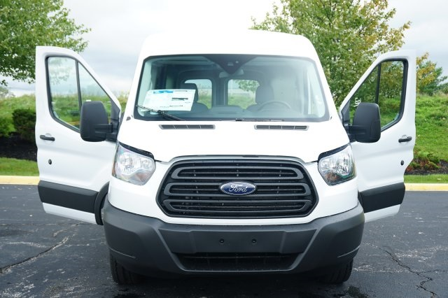 2019 Transit 250 Med Roof 4x2,  Empty Cargo Van #TX50050 - photo 10