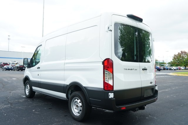2019 Transit 250 Med Roof 4x2,  Empty Cargo Van #TX50050 - photo 4