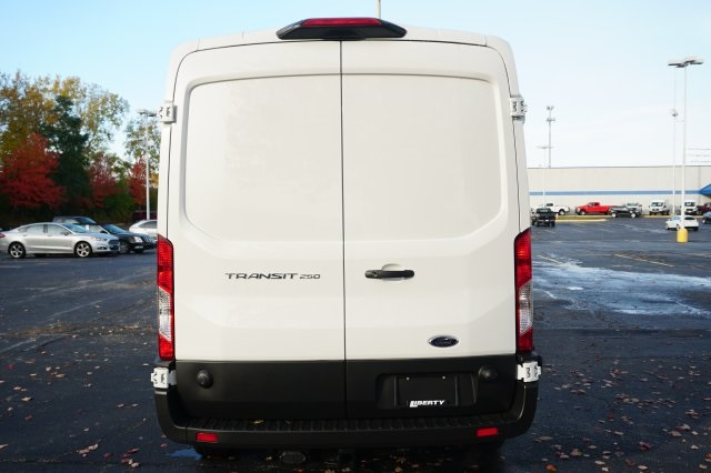 2019 Transit 250 Med Roof 4x2,  Empty Cargo Van #TX50053 - photo 6
