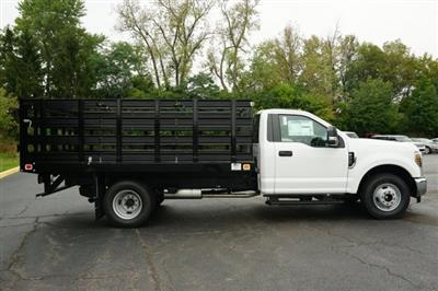 2019 F-350 Regular Cab DRW 4x2,  Knapheide Value-Master X Stake Bed #TX50066 - photo 12