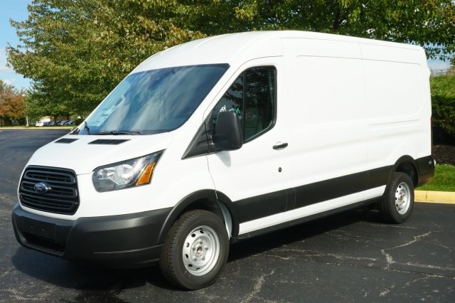 2019 Transit 250 Med Roof 4x2,  Empty Cargo Van #TX50074 - photo 1
