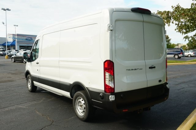 2019 Transit 250 Med Roof 4x2,  Empty Cargo Van #TX50074 - photo 4