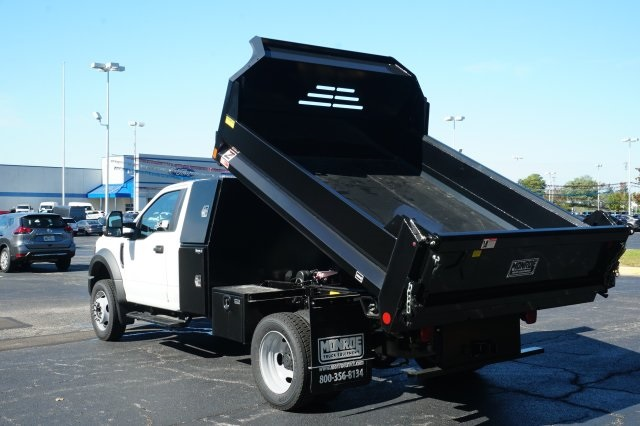 2019 F-450 Regular Cab DRW 4x2,  Monroe Dump Body #TX50076 - photo 10