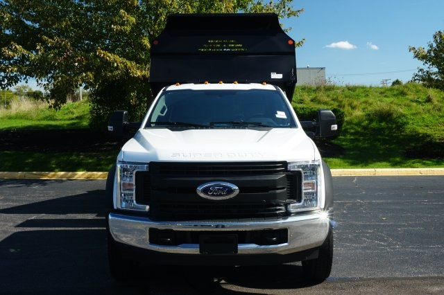 2019 F-450 Regular Cab DRW 4x2,  Monroe Dump Body #TX50076 - photo 12