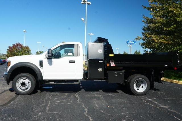 2019 F-450 Regular Cab DRW 4x2,  Monroe Dump Body #TX50076 - photo 3