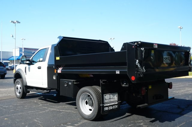 2019 F-450 Regular Cab DRW 4x2,  Monroe Dump Body #TX50076 - photo 2