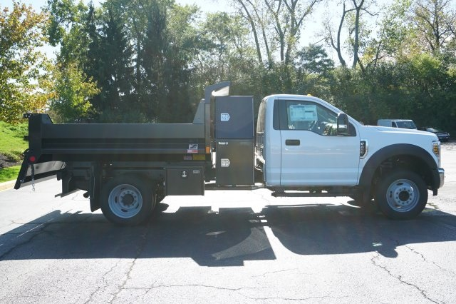 2019 F-450 Regular Cab DRW 4x2,  Monroe Dump Body #TX50076 - photo 6