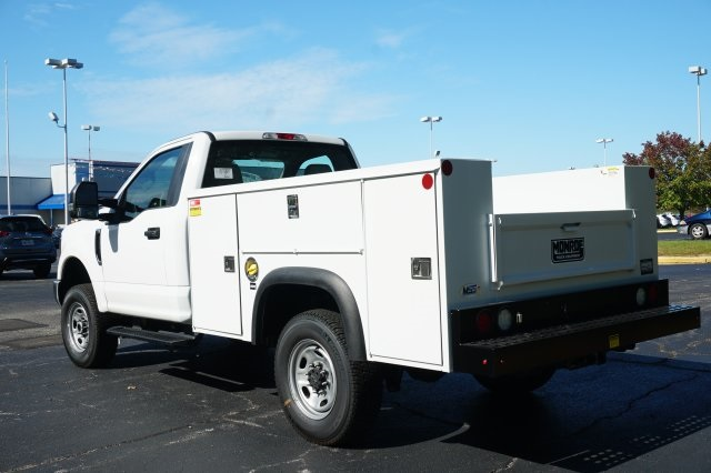 2019 F-250 Regular Cab 4x4,  Monroe Service Body #TX50077 - photo 2