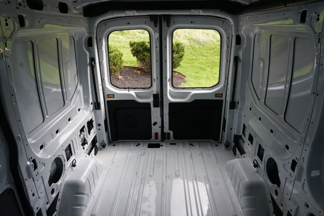 2019 Transit 250 Med Roof 4x2,  Empty Cargo Van #TX50078 - photo 10