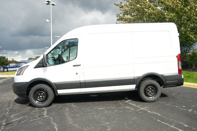 2019 Transit 250 Med Roof 4x2,  Empty Cargo Van #TX50078 - photo 3