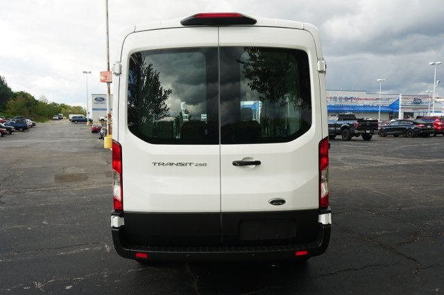 2019 Transit 250 Med Roof 4x2,  Empty Cargo Van #TX50078 - photo 5