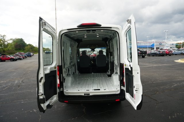 2019 Transit 250 Med Roof 4x2,  Empty Cargo Van #TX50078 - photo 6