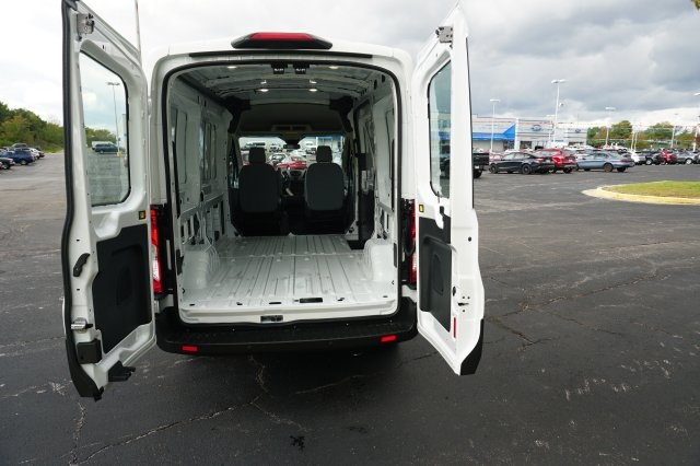 2019 Transit 250 Med Roof 4x2,  Empty Cargo Van #TX50079 - photo 6