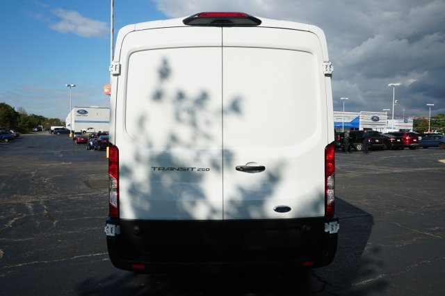 2019 Transit 250 Med Roof 4x2,  Empty Cargo Van #TX50083 - photo 5