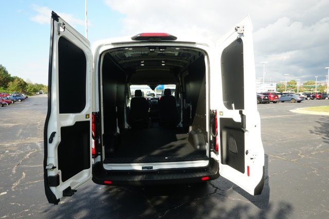 2019 Transit 250 Med Roof 4x2,  Empty Cargo Van #TX50083 - photo 6