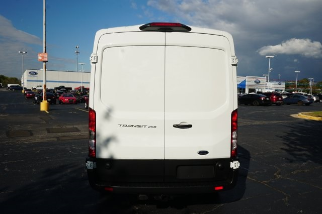 2019 Transit 250 Med Roof 4x2,  Empty Cargo Van #TX50084 - photo 6