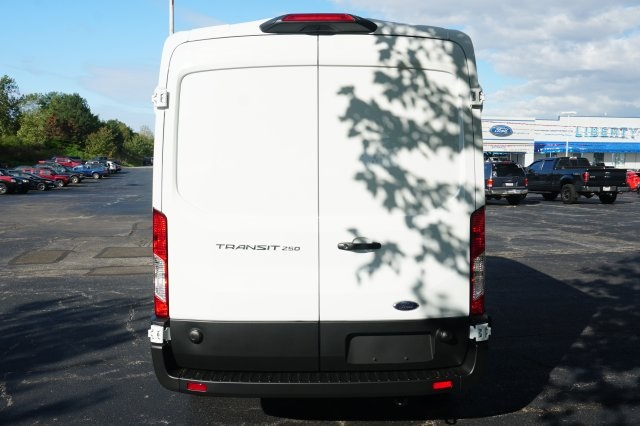 2019 Transit 250 Med Roof 4x2,  Empty Cargo Van #TX50085 - photo 5