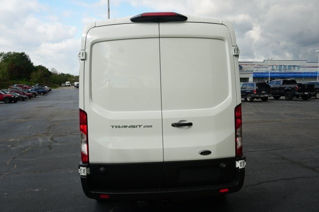 2019 Transit 250 Med Roof 4x2,  Empty Cargo Van #TX50089 - photo 5