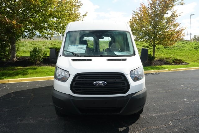 2019 Transit 250 Med Roof 4x2,  Empty Cargo Van #TX50090 - photo 16