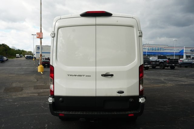 2019 Transit 250 Med Roof 4x2,  Empty Cargo Van #TX50091 - photo 5