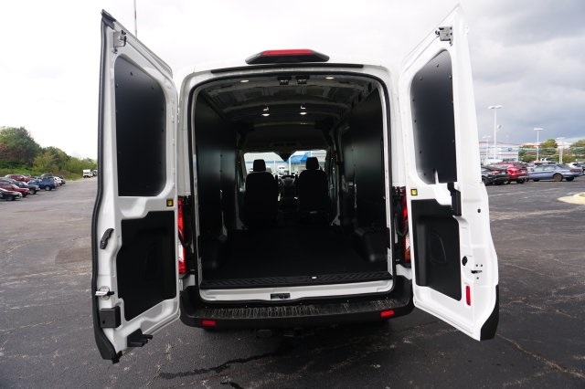 2019 Transit 250 Med Roof 4x2,  Empty Cargo Van #TX50091 - photo 6
