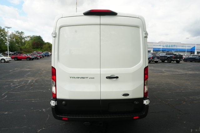 2019 Transit 250 Med Roof 4x2,  Empty Cargo Van #TX50093 - photo 6