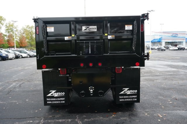 2019 F-750 Regular Cab DRW 4x2,  Rugby Dump Body #TX50110 - photo 6