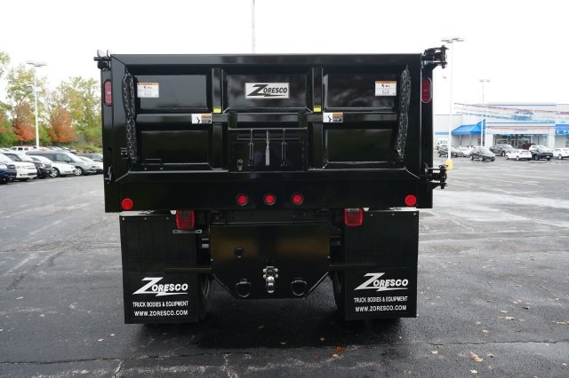 2019 F-750 Regular Cab DRW 4x2,  Rugby Dump Body #TX50110 - photo 7