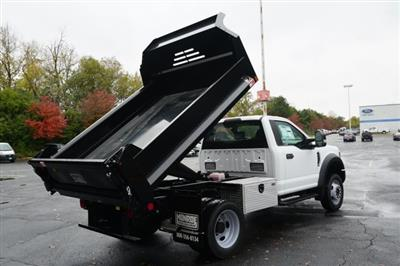 2019 F-550 Regular Cab DRW 4x4,  Monroe MTE-Zee Dump Body #TX50119 - photo 11