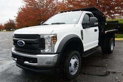 2019 F-550 Regular Cab DRW 4x4,  Monroe MTE-Zee Dump Body #TX50119 - photo 3