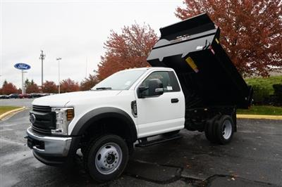 2019 F-550 Regular Cab DRW 4x4,  Monroe MTE-Zee Dump Body #TX50119 - photo 7