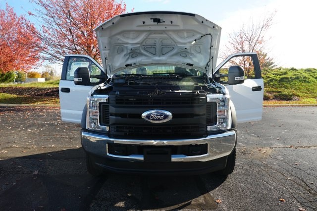 2019 F-550 Regular Cab DRW 4x4,  Cab Chassis #TX50129 - photo 14